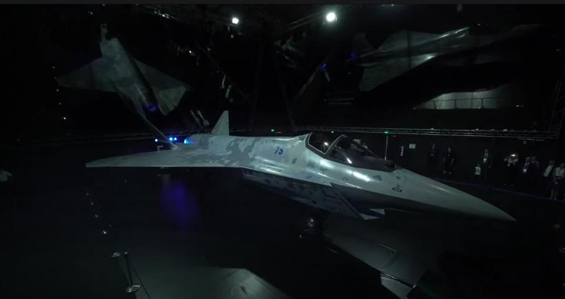 У российского истребителя Су-75 обнаружили страшные предметы конструкции