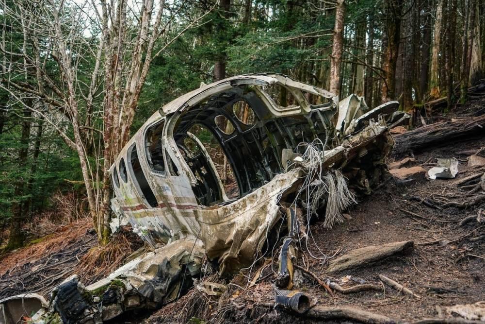 В Бурятии нашли исчезнувший 1 год назад Ан-2 с останками четырех человек