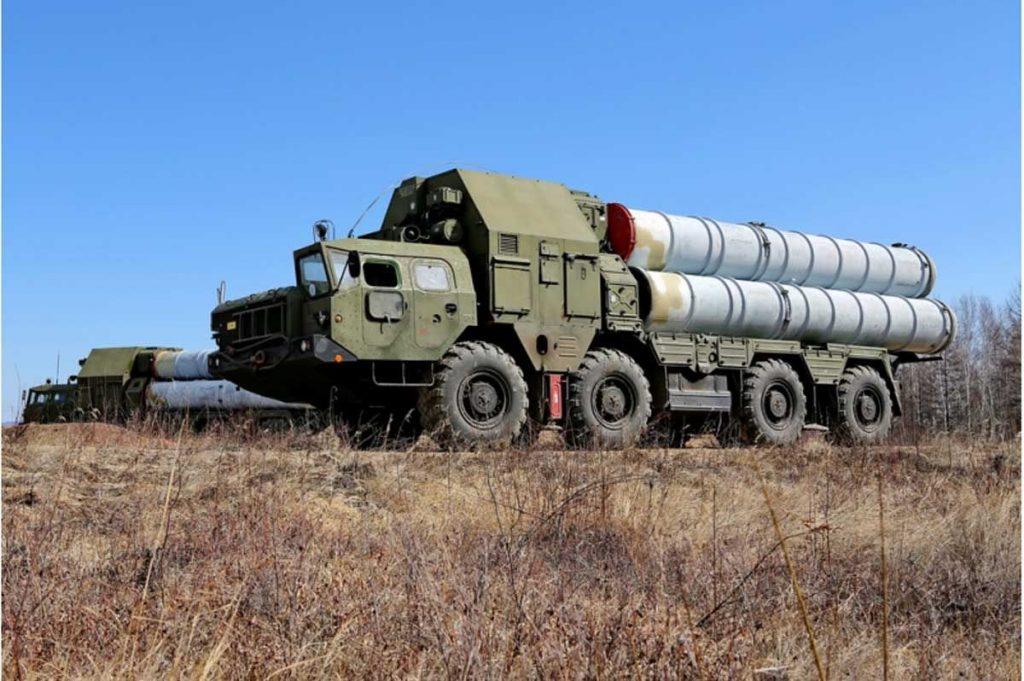 ВСУ перебрасывают ещё больше ЗРК С-300 в Донбасс
